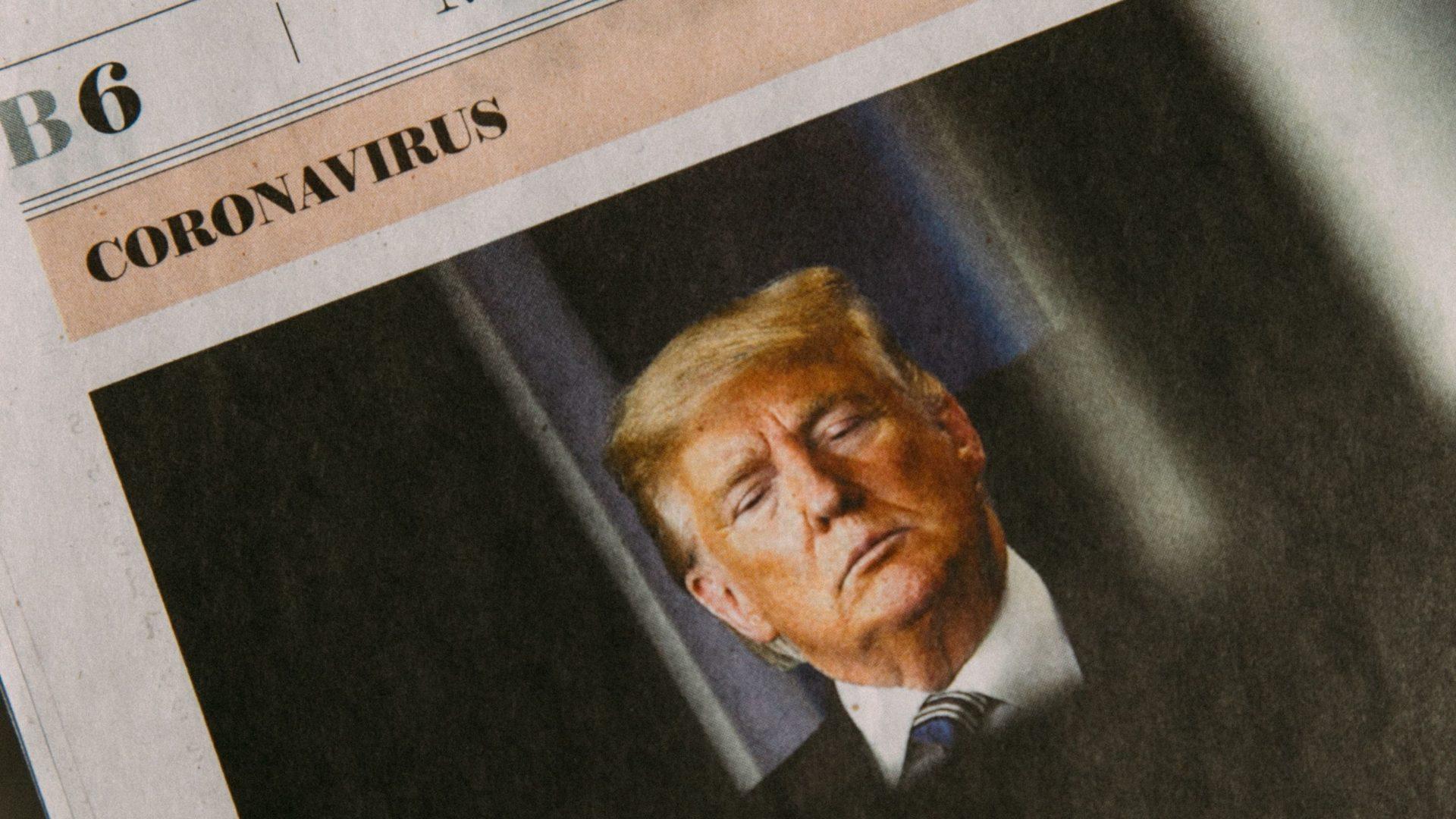Donald Trump Wochenbericht Aktionen
