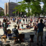 Querdenken-761 Demonstration Freiburg 18.07.2020