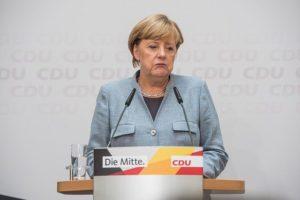 Angela Merkel - permanenter Rechtsbruch