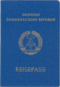Merkels Ausreiseverbote