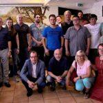Treffen der verschiedenen Grundrechtsbewegungen vom 12.07.2020
