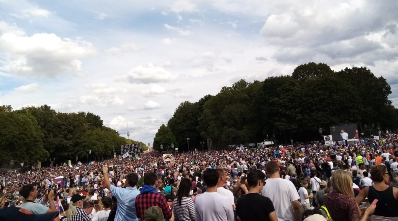 Berlin Querdenken 29.08.2020