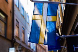 Der Weg der Schweden