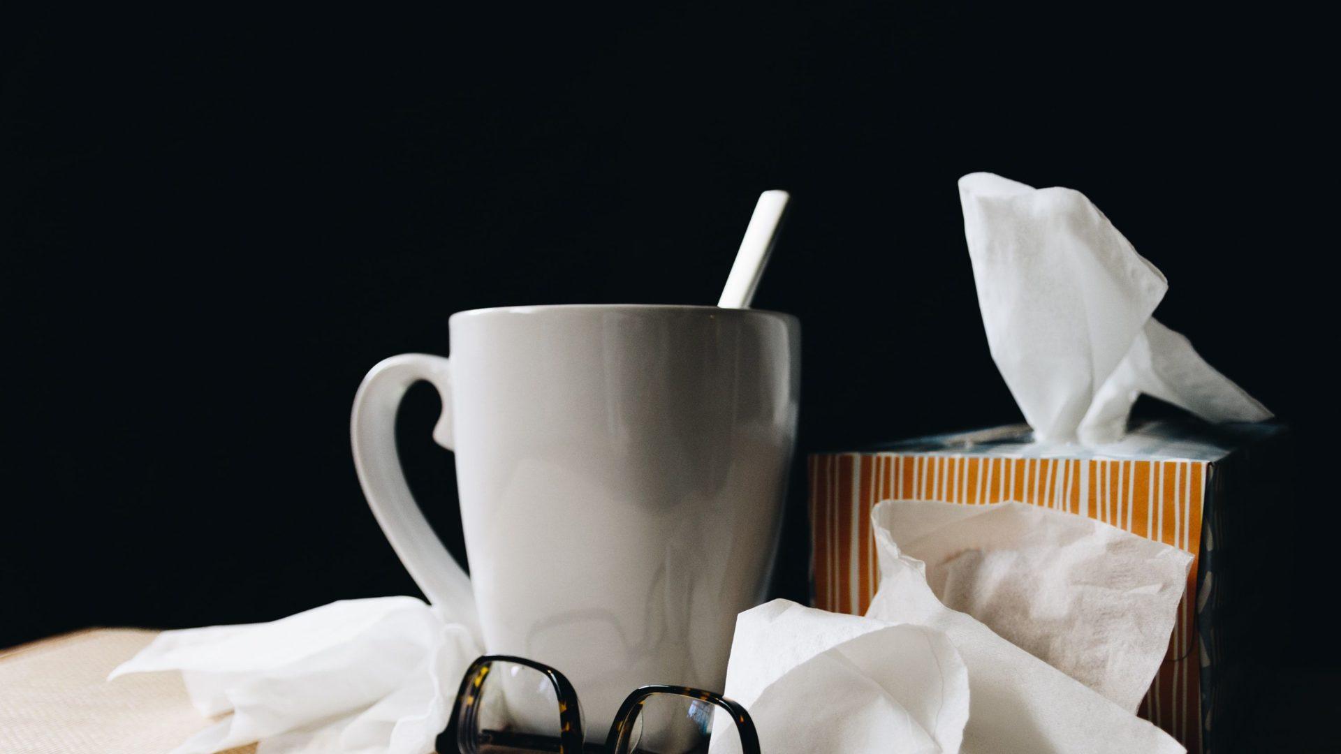 Erkältungen und Covid-19