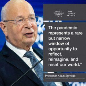 Professor Klaus Schwab - Reset our World