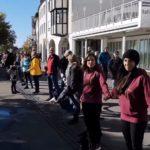 Querdenken Friedenskette Bodensee 03 Oktober 2020