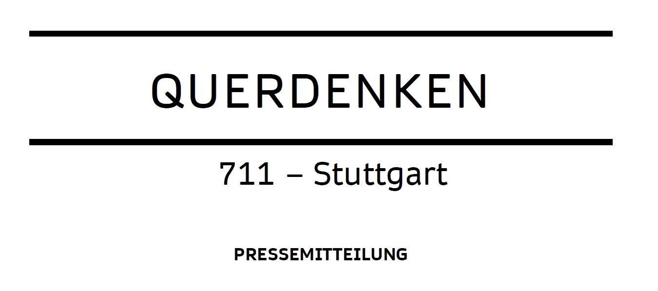 Pressemitteilung Querdenken Stuttgart 26.11.2020