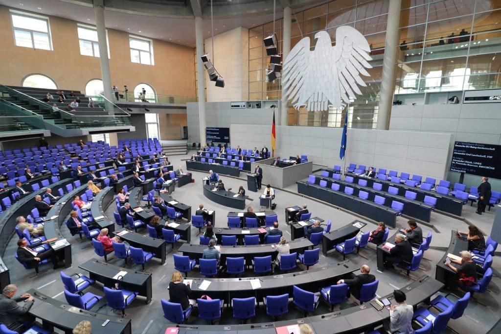 Grüne der Kampf gegen die Lockerungsgegner im Bundestag